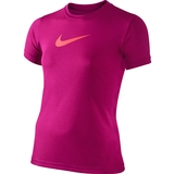 Nike S/S Legend Girl`s Top