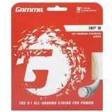 Gamma Tnt2 16 Tennis String Set - Natural