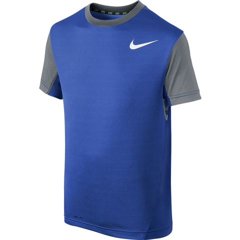 Nike Hyper Speed Short- Sleeve Boy's Top