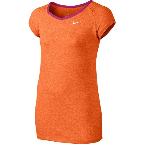 Nike Ya Dri- Fit Cool Girl's Top