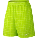 Nike Court Plaid 9` Men`s Tennis Short