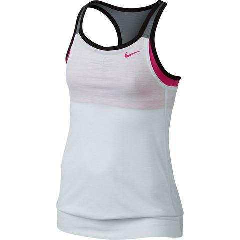 Nike Dri- Fit Cool 2- In- 1 Cami Girl's Top