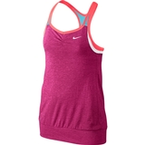 Nike Dri- Fit Cool 2- In- 1 Cami Girl's Top