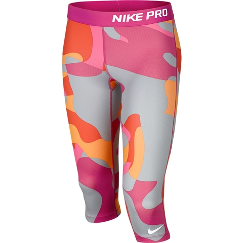 Nike Pro Gfx Girl's Capri