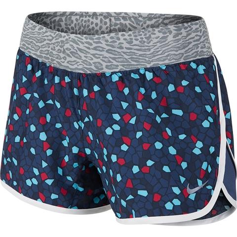 Nike Tempo Rival Aop Girl's Short