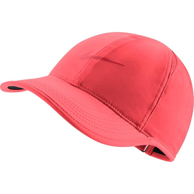 nike featherlight women s tennis hat nike item 679424812. Black Bedroom Furniture Sets. Home Design Ideas