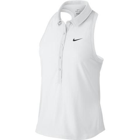 Nike Advantage Sleeveless Women's Tennis Polo