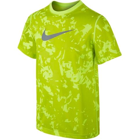 Nike Legacy All- Over Camo Boy's Top