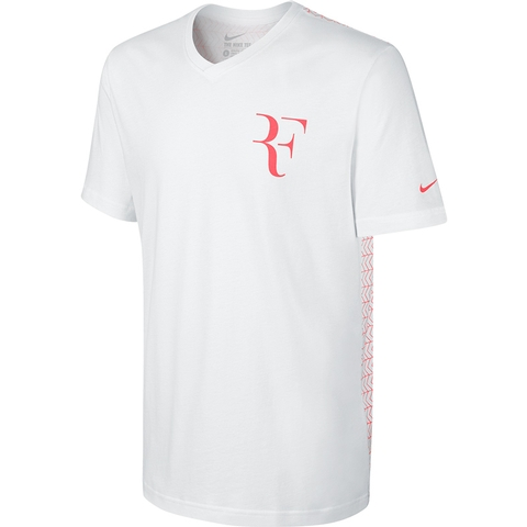 Nike Roger V- Neck Men's Tennis Tee