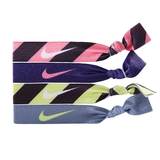 Nike Printed Hairbands 4 Pk
