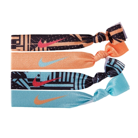 Nike Printed Hairbands 4 Pk