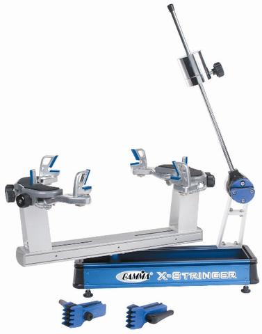 Gamma X- 6 Tennis Stringing Machine
