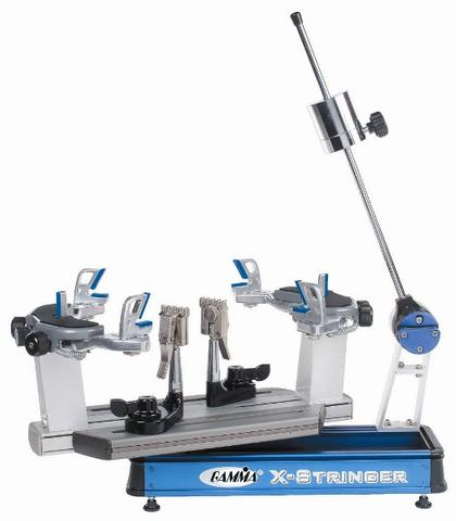 Gamma X- 6fc Tennis Stringing Machine