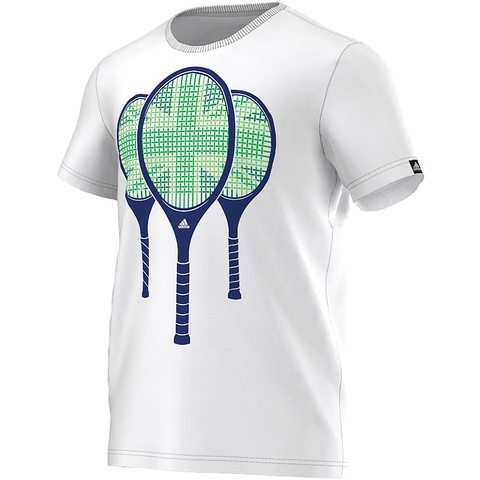 Adidas Uk Tennis Men's Tennis Tee