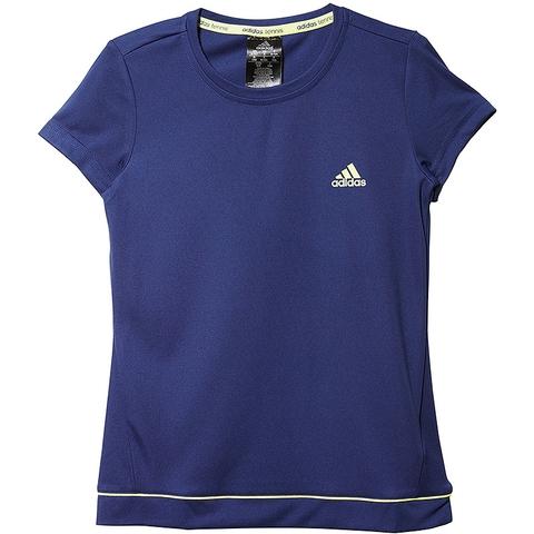 Adidas Galaxy Girl's Tennis Tee