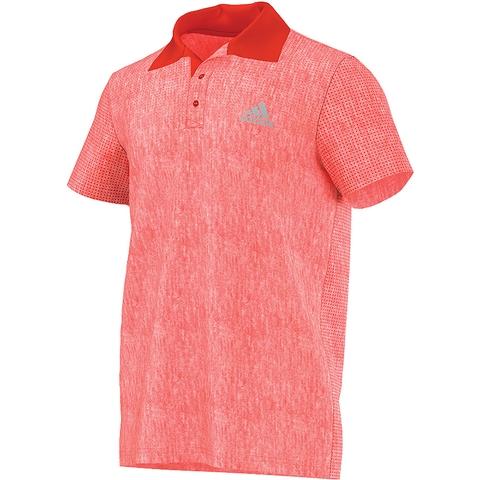 Adidas Aeroknit Men's Tennis Polo
