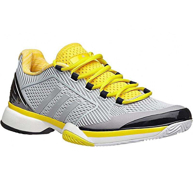 adidas barricade stella mccartney s tennis shoe grey