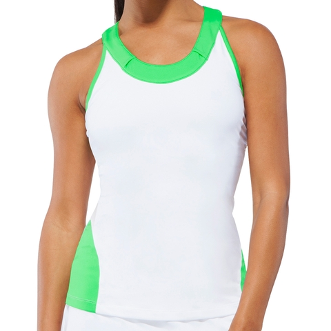 Fila Citrus Bright Racerback Women's Tennis Tank
