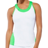 Fila Citrus Bright Racerback Women`s Tennis Tank