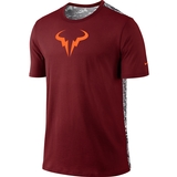 Nike Rafa Ss Men's Tennis Tee