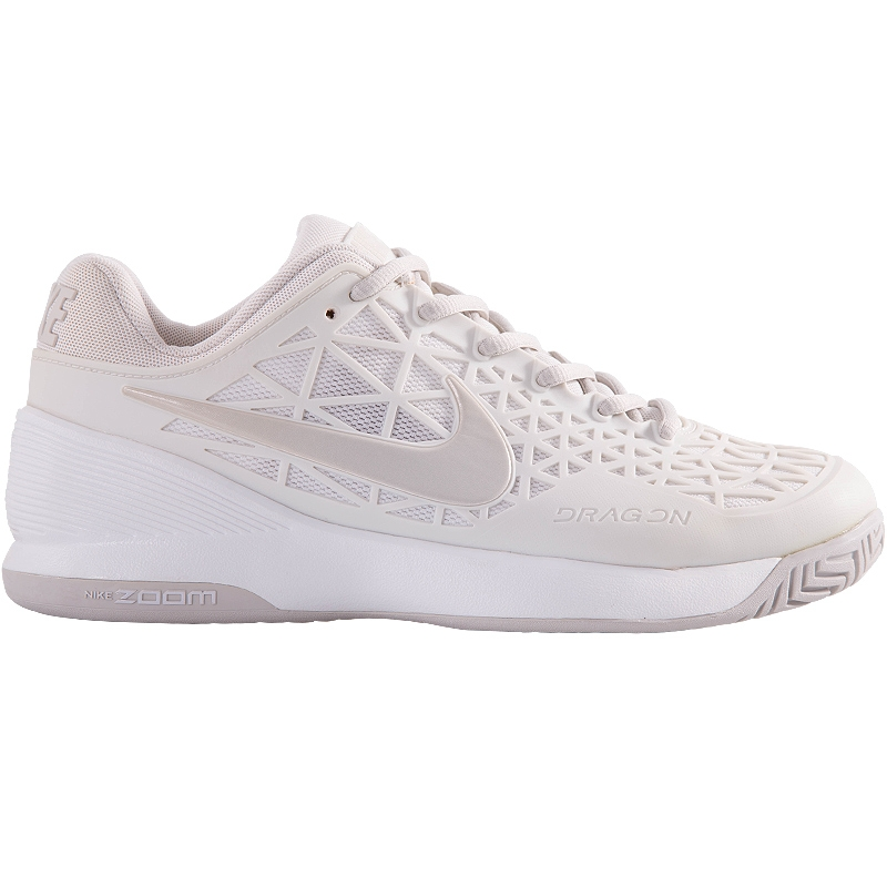 nike zoom cage 2 s tennis shoe white