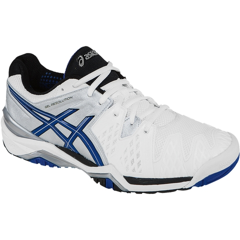 Asics Gel Resolution 6 Wide Men's Tennis Shoe