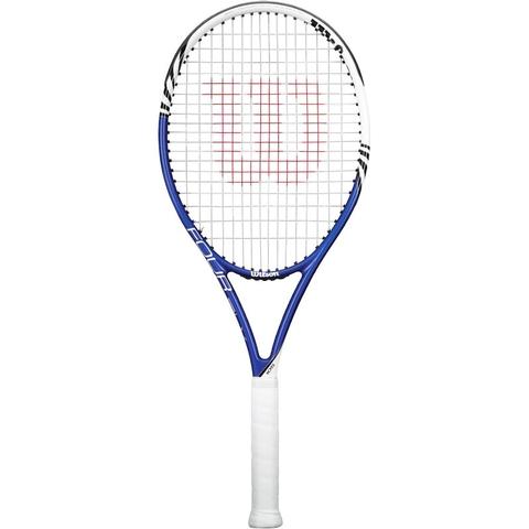 Wilson Blx Four Prestrung Tennis Racquet