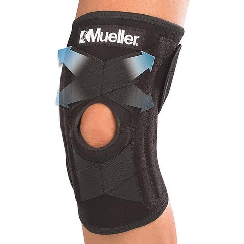 Mueller Self Adjusting Knee Sleeve