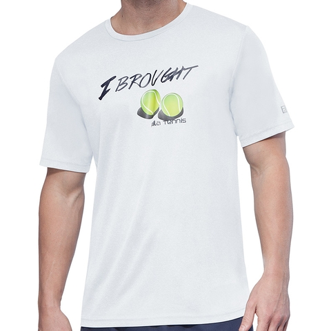 Fila Club Graphic Men's Tennis Tee