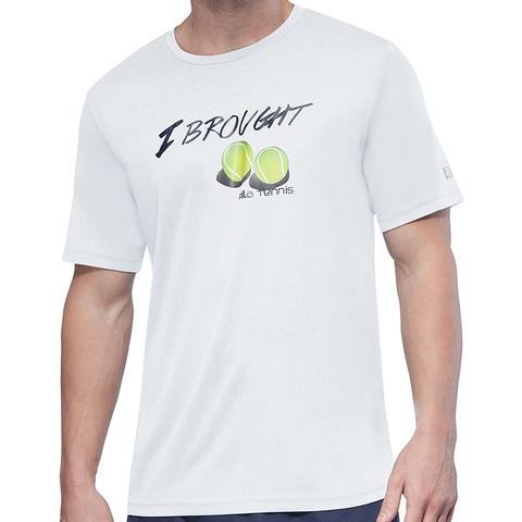Fila Club Graphic Men's Tennis Tee
