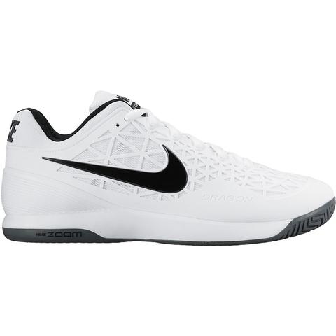 Nike Zoom Cage 2 Junior Tennis Shoe