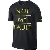 Nike My Fault  Men`s Tennis Tee