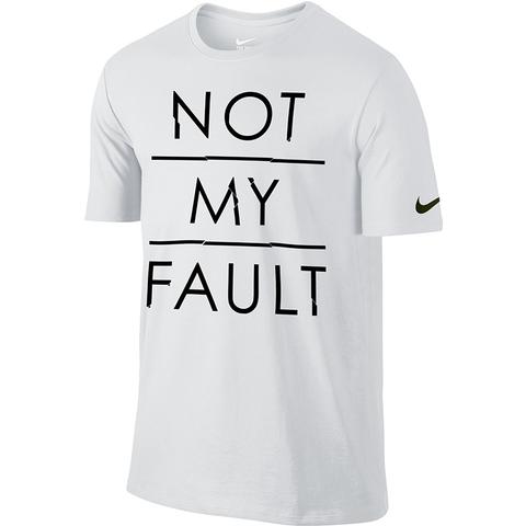 Nike My Fault Men's Tennis Tee