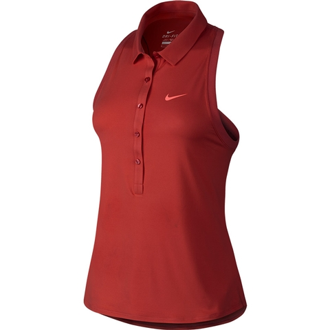 Nike Advantage Slvls Women's Tennis Polo