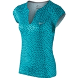Nike Printed Pure Women`s Tennis Top