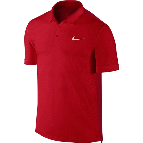 Nike Advantage Breathe Men's Tennis Polo