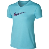 Nike Legend V-Neck Girl`s Top