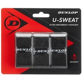 Dunlop U- Sweat 3 Pack Tennis Overgrip