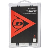 Dunlop U-Sweat 12 Pack Tennis Overgrip