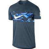 Nike Practice Men`s Tennis Crew