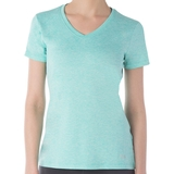 Fila Heather V- Neck Women's Tee