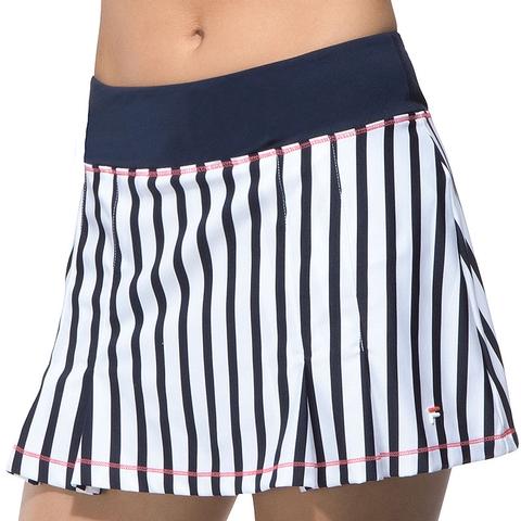 Fila Heritage Striped Women's Tennis Skort