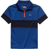 Lacoste Zip Ultra Dry Boy`s Tennis Polo