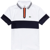 Lacoste Zip Ultra Dry Boy`s Tennis Polo