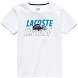 Lacoste Sport Graphic Boy`s Tennis Tee