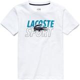 Lacoste Sport Graphic Boy`s Tennis Tee