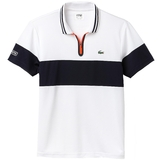 Lacoste Ultra Dry Chest Stripe Men`s Tennis Polo