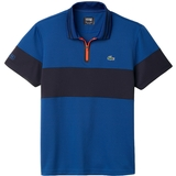 Lacoste Ultra Dry Chest Stripe Men's Tennis Polo