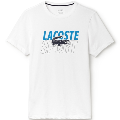 Lacoste Sport Graphic Men's Tennis Tee