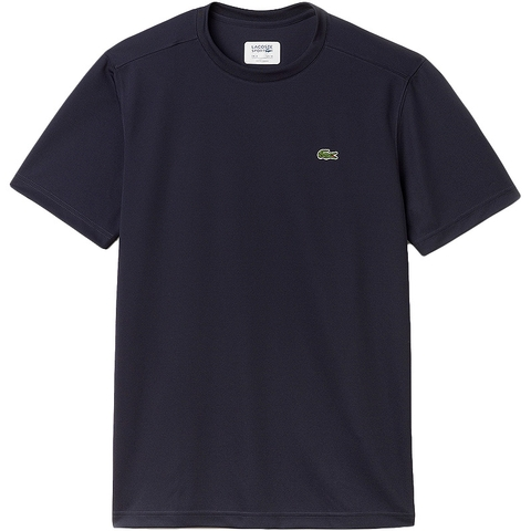 Lacoste Solid Ultra Dry Men's Crew
